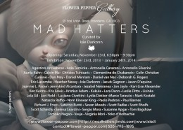 Mad Hatters @ Flower Pepper Gallery