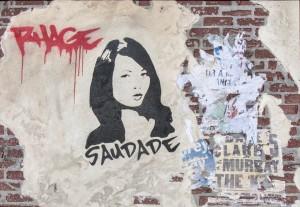 Saudade (Minuscule) by Randy Hage