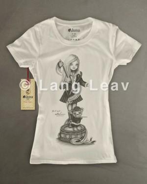 Band Girl Tshirt by Akina