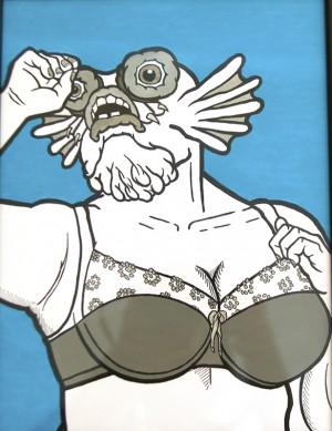 Sedna The Sea Goddess by Megan LeMaster