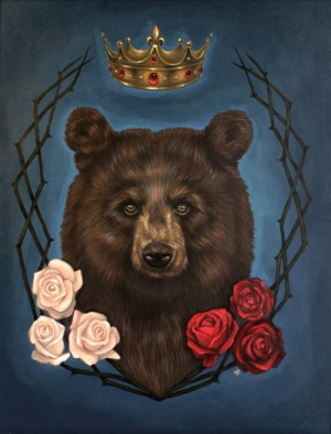 The Bear Prince by Desiree Fessler