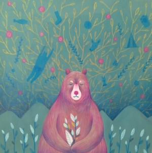 Bear's Dream by Yejin Oh