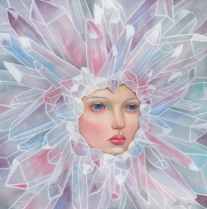 Crystalline by Audrey Pongracz