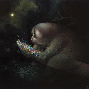 Night Blooming by Kisung Koh