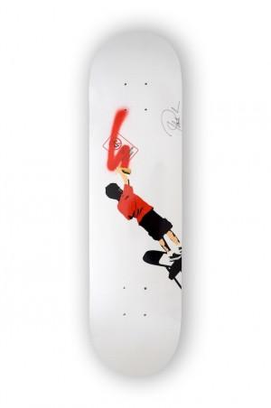 No Skateboarding by Plastic Jesus