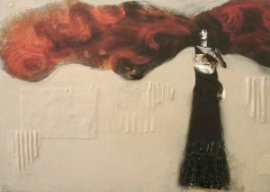 Ophelia by Antonello Silverini