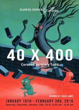 40 x 400