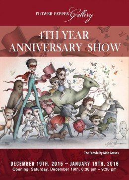 4th Year Anniversary Show