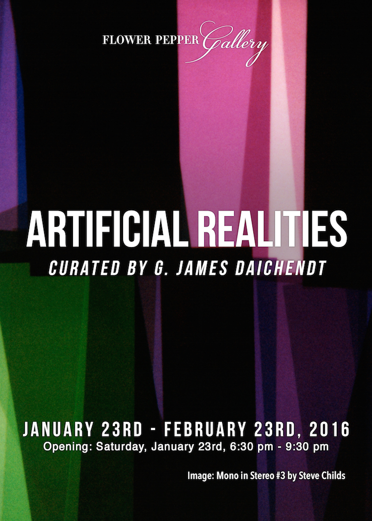 Artificial Realities