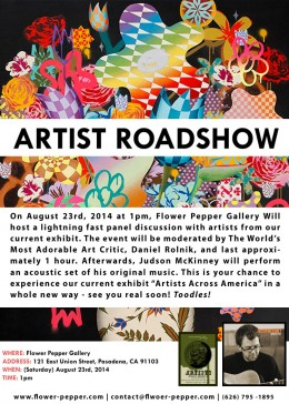 Artists Across America Artist Roadshow