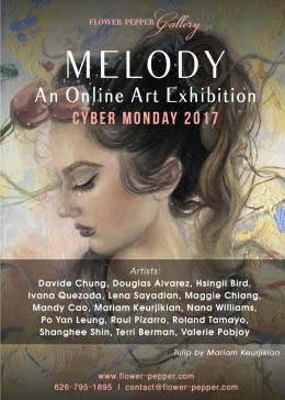 Melody - An Online Art Exhibition