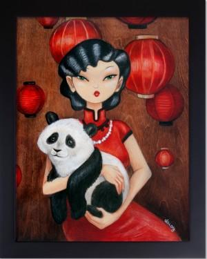 Mei Li by Daisy Church