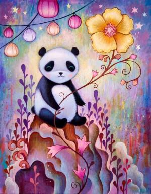Panda Naps by Jerimiah Ketner