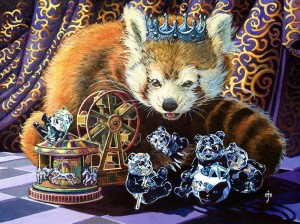 Pandamonium by Erich J. Moffit