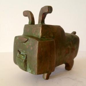 Bulldog by Ruel Pascual