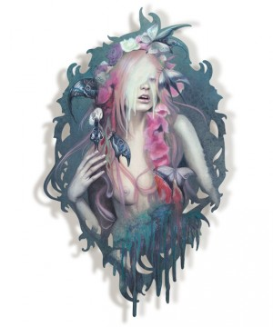 Ghost Of A Flower by Redd Walitzki
