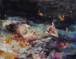 Her Spring of Renascence by Jaclyn Alderete