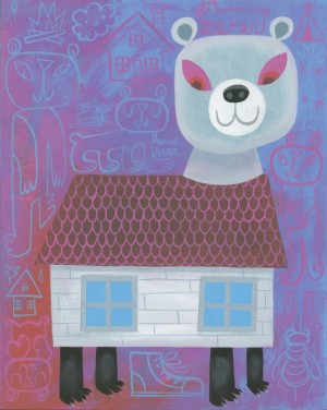 Housebear by Amanda Visell