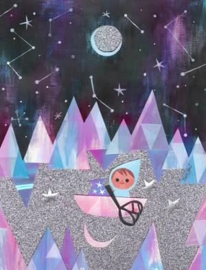 Moon Catcher by Joey Chou
