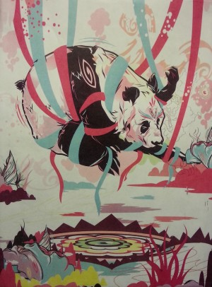 Pandamonium by Thomas Han