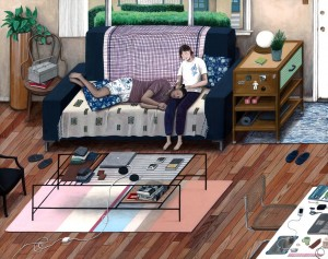 Apartment #A by Paige Jiyoung Moon