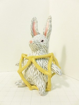 Geometric Rabbit by Liten Kanin