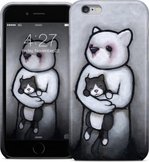 Love & Allergies by Luke Chueh iPhone 6 Plus Case