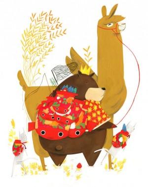 Travelers by Jon Lau