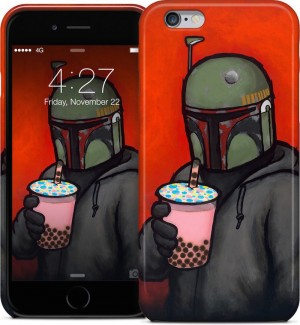 Boba by Luke Chueh iPhone 6 Plus Case