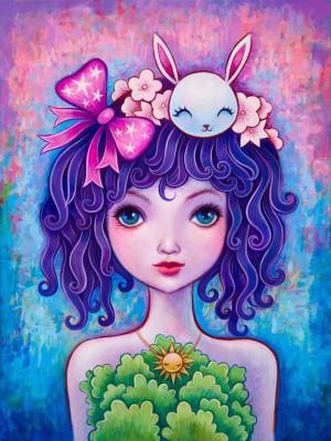 Ivy Curls by Jeremiah Ketner