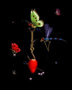 The Flying Army by Leila Ataya