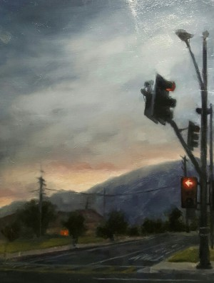 8 pm by Valerie Pobjoy