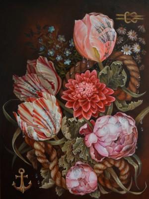 Fleur d'eau by Susanne Apgar