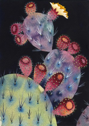 Prickly Pear 2 by Acey Thompson