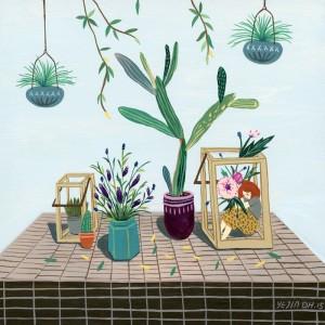 Secret Garden by Yejin Oh