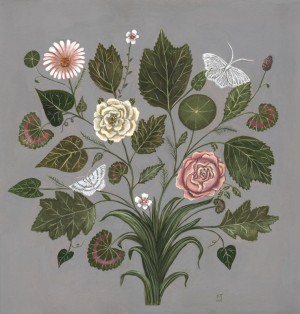 Garden Gather I by Kelly Louise Judd
