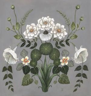 Garden Gather II by Kelly Louise Judd