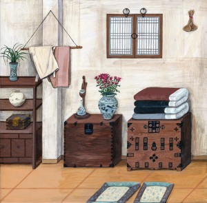Hanok by Paige Jiyoung Moon