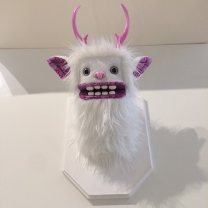Large Yeti (Pink) by Cody Williams Front