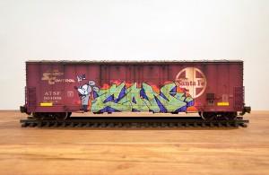 ATSF #2 by Tim Conlon