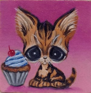 Itty Bitty Pity Kitty 10 by Sugar Fueled