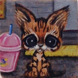 Itty Bitty Pity Kitty 15 by Sugar Fueled
