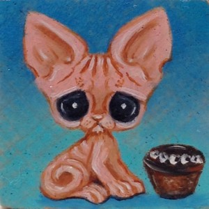 Itty Bitty Pity Kitty 18 by Sugar Fueled