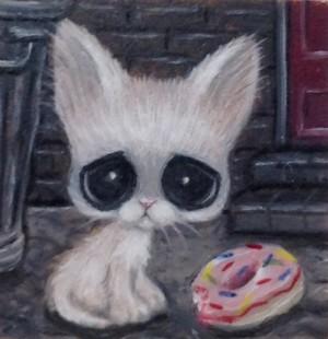 Itty Bitty Pity Kitty 19 by Sugar Fueled