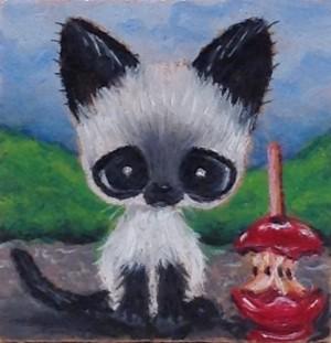 Itty Bitty Pity Kitty 20 by Sugar Fueled