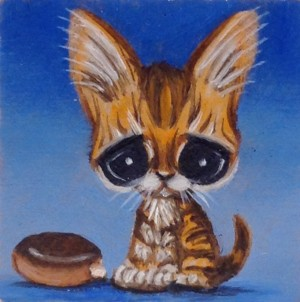 Itty Bitty Pity Kitty 3 by Sugar Fueled