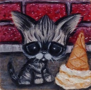 Itty Bitty Pity Kitty 8 by Sugar Fueled