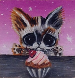 Itty Bitty Pity Kitty 9 by Sugar Fueled