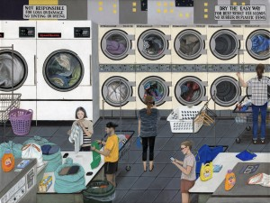 Laundromat by Paige Jiyoung Moon