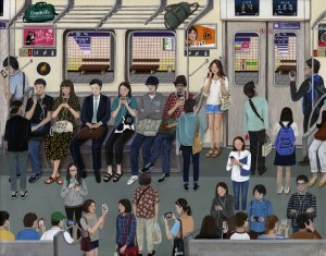 Subway by Paige Jiyoung Moon